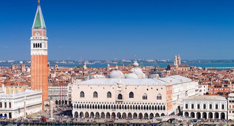 St. Mark's Venice Bell Tower
