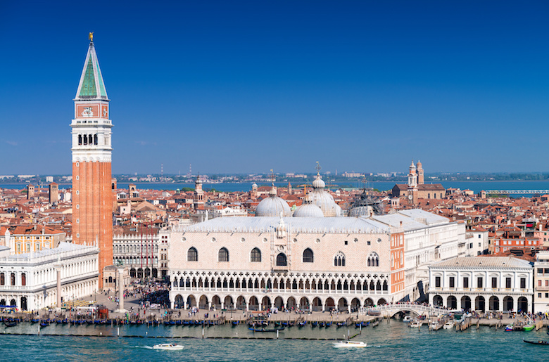 How to Climb St. Mark's Bell Tower in Venice