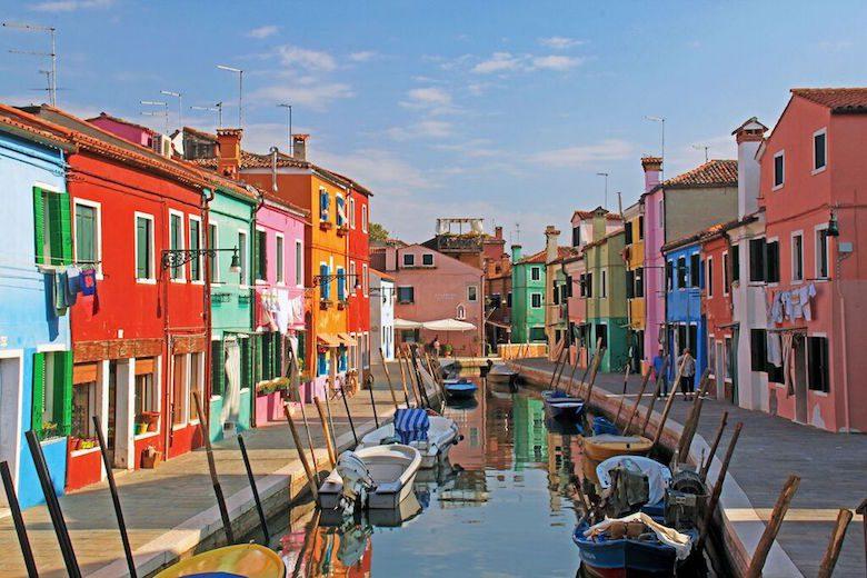 Venice Islands, Gondola, Venice, Italy