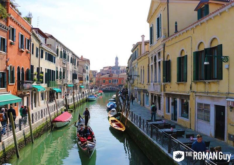 Floating City Imposes Day-Tripper Venice Tourist Tax