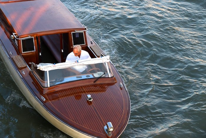 Venice private boat
