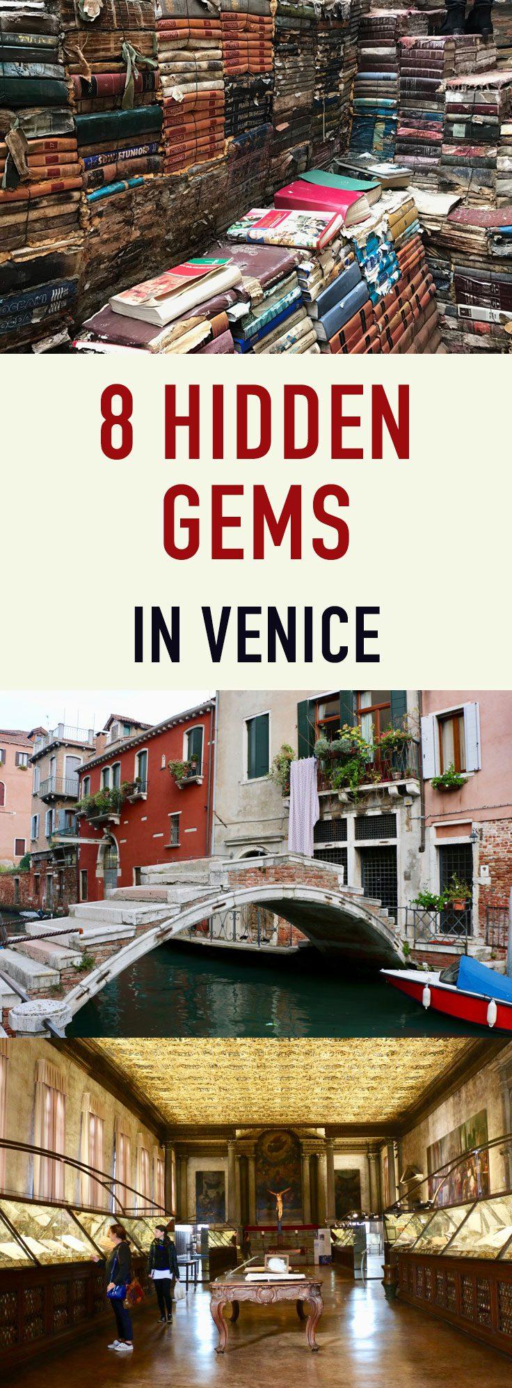 8 Hidden Gems in Venice