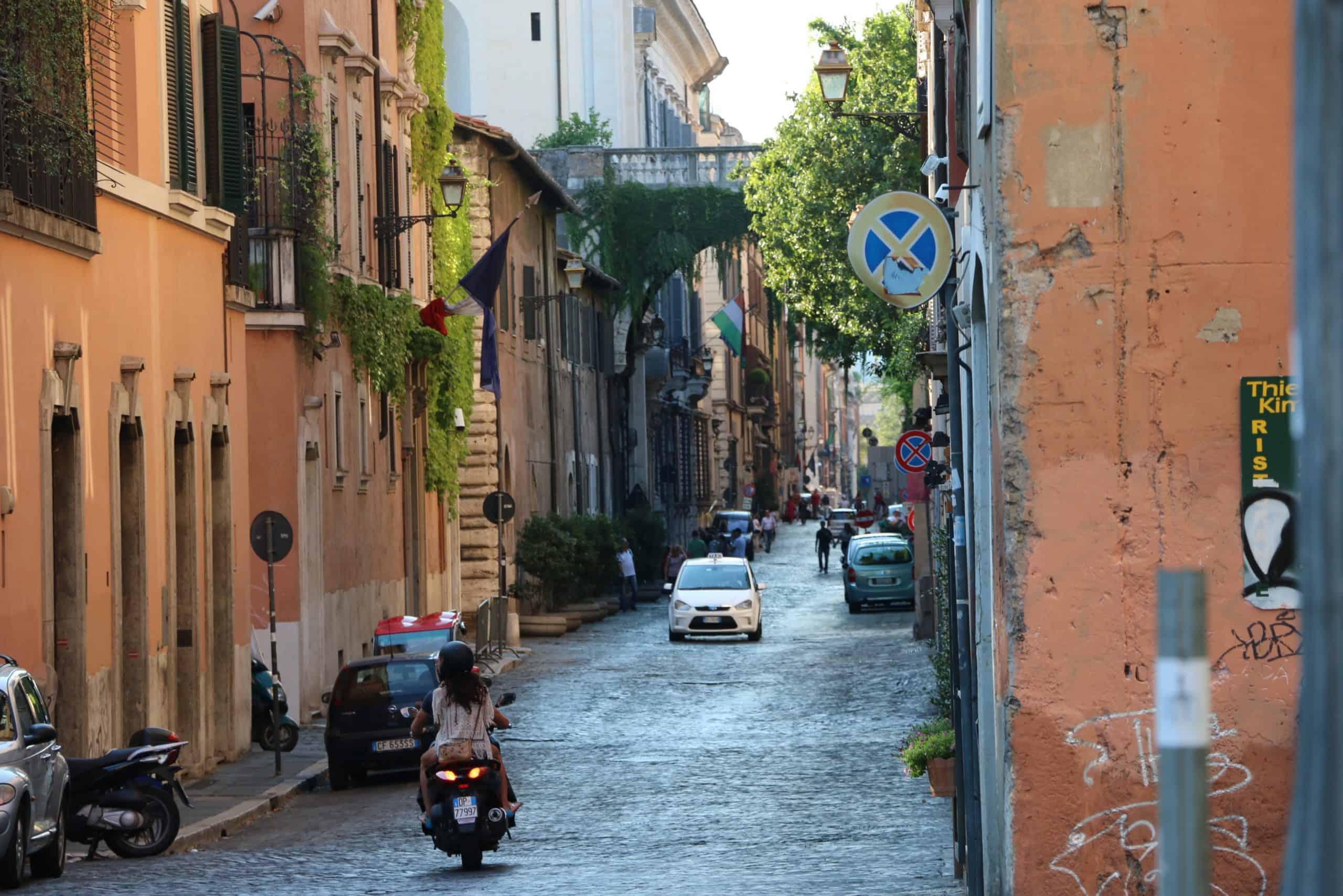 Via Giulia Rome 1440 The Tour Guy Tours