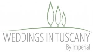 weddings in Tuscany logo by imperial Wedding in Italy