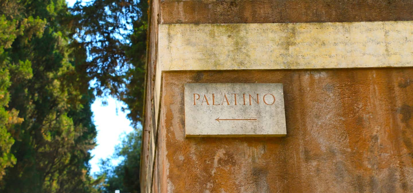 What to see on Palatine Hill