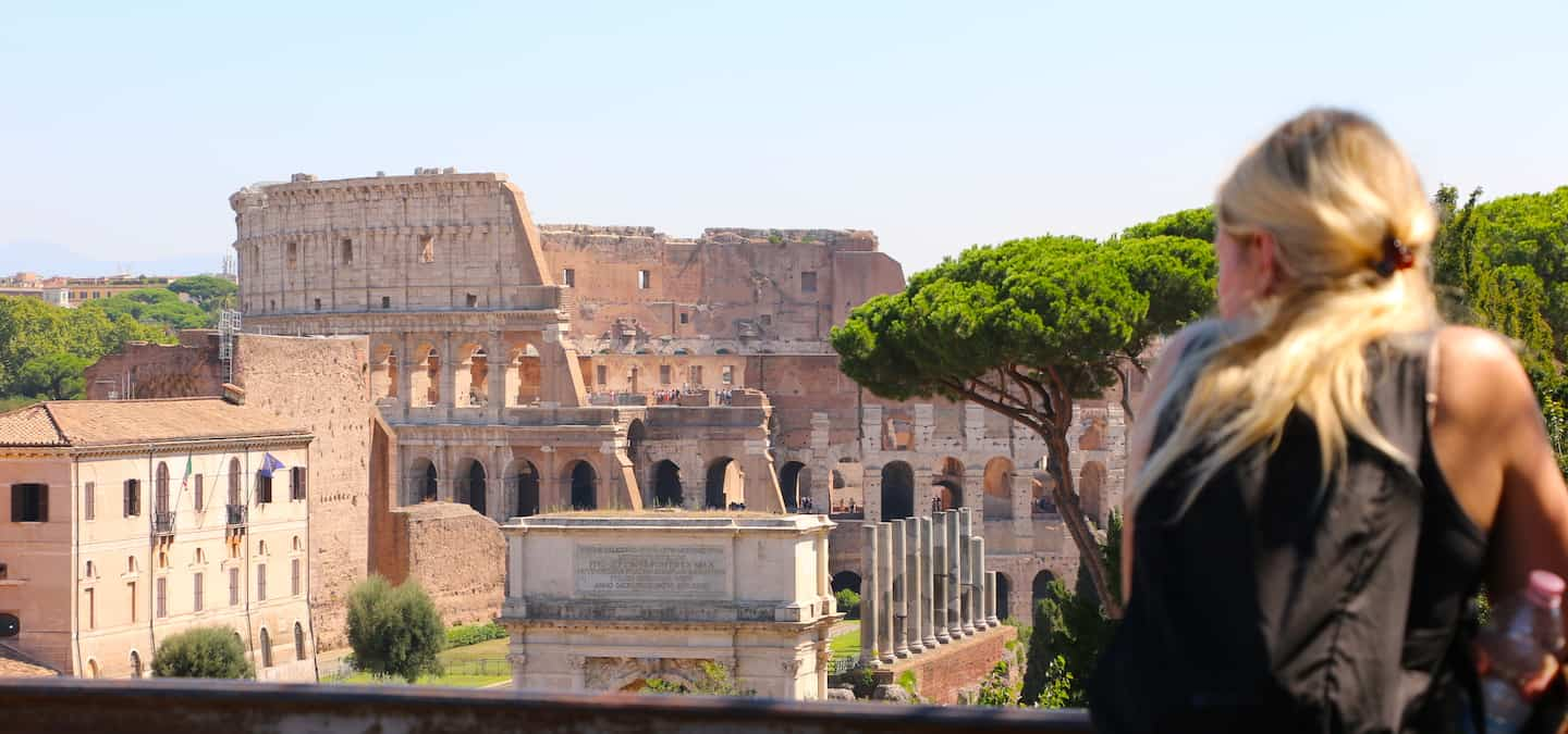 Where is the Colosseum? The Story of the Valley of the Colosseum