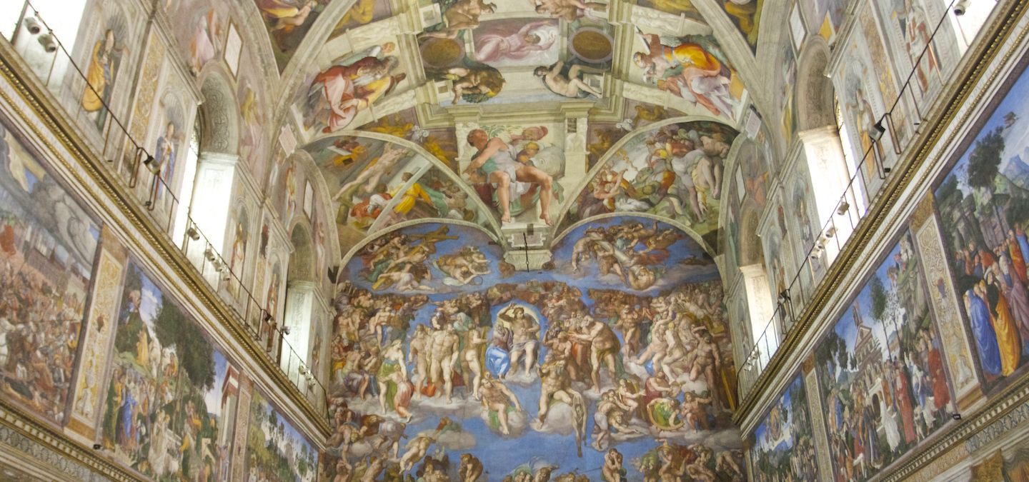 Who Painted the Sistine Chapel?