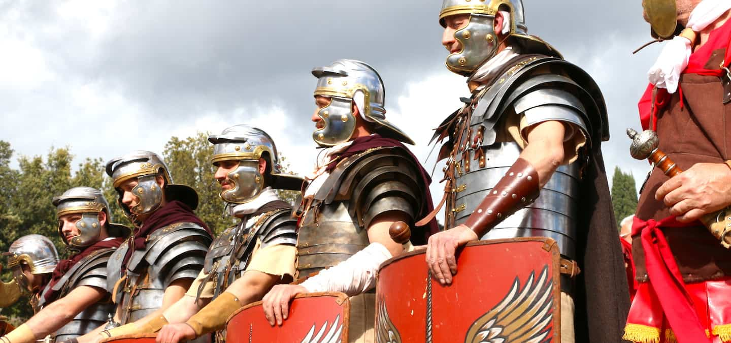 Types of Gladiators that Fought in the Colosseum
