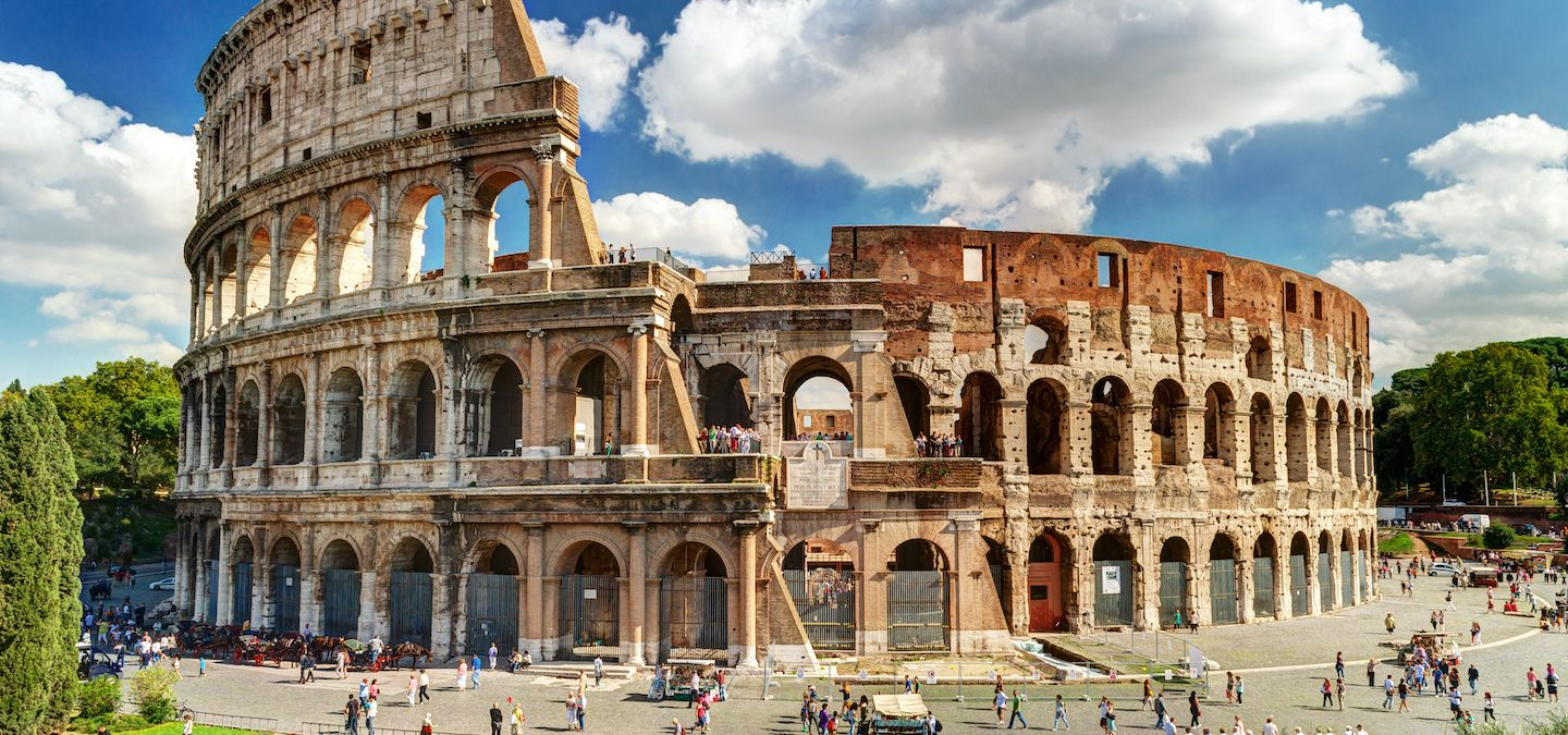 Why Was the Colosseum Built