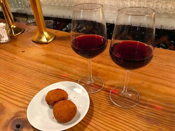 Wine and Cicchetti