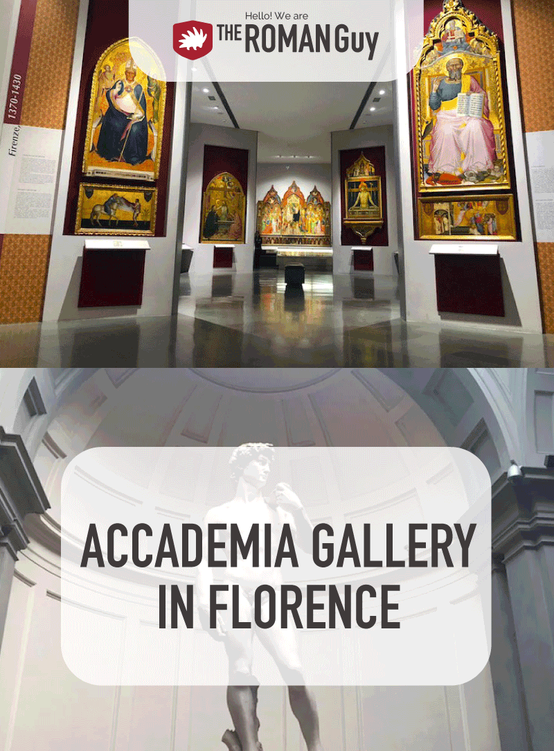 Want all the details about visiting the Accademia in Florence and all its masterpieces? Keep reading! The Roman Guy Italy Tours
