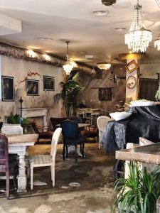 Places to relax in Rome - Alembic