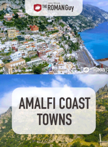 Read this article while planning your South Italy itinerary and discover ALL the must-see Amalfi Coast towns for an unforgettable vacation! The Roman Guy Italy Tours