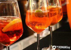 aperitivo in Rome