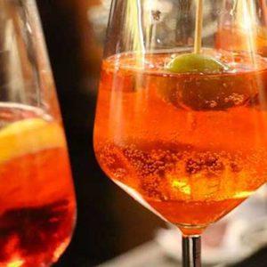 aperitivo near Piazza Navona