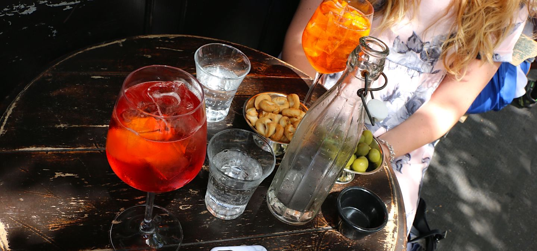 the roman guy aperitivo