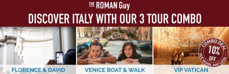italy tour deal