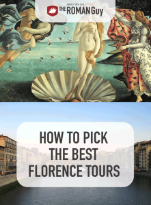 With all the Florence tours available, how to pick the absolute best ones according to your needs? Check out our articles written by Florence travel experts! The Roman Guy Italy Tours