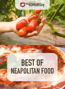 There's nothing better than a Pizza Margherita looking over the gulf. Check out this guide to the best Naples food that this gorgeous city has to offer | The Roman Guy Italy Tours
