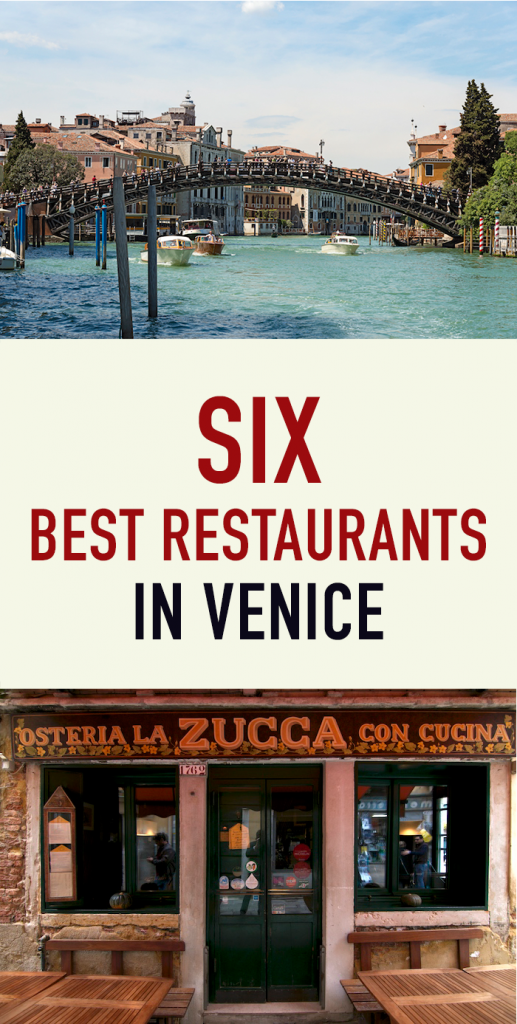 The 6 Best Restaurants In Venice