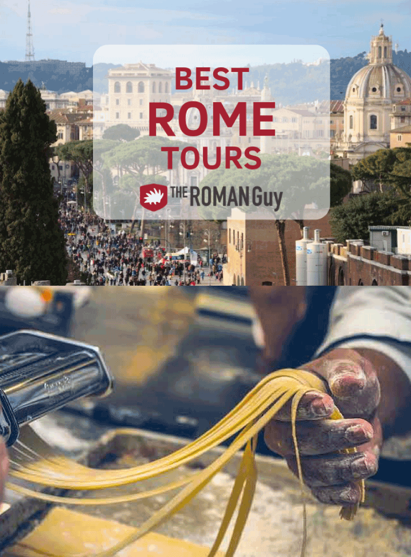 Discover the best skip the line and VIP access tours in Rome!