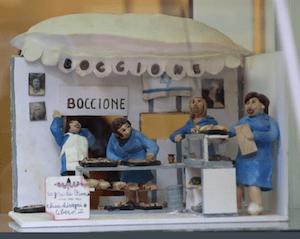 boccione bakery rome jewish ghetto