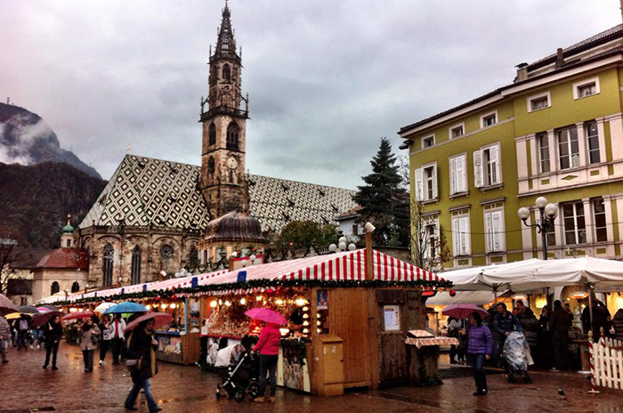 Christmas markets in Italy bolzano