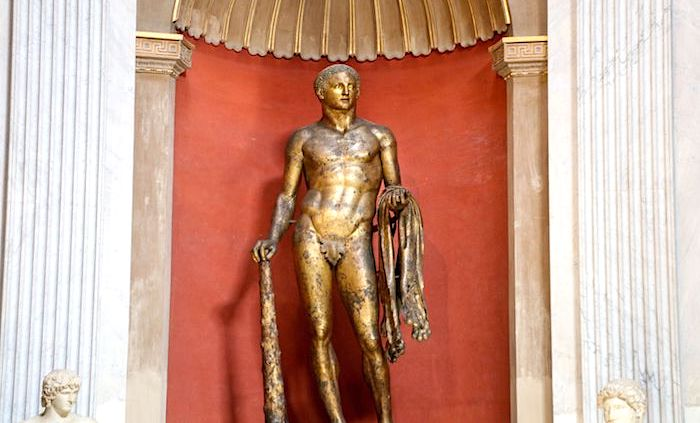 the roman guy vatican museums