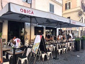 Best Piazzas in Rome - Obica