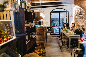 best places to eat in Florence Il Carduccio