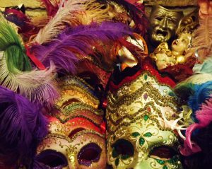 Venice for Families - Masks