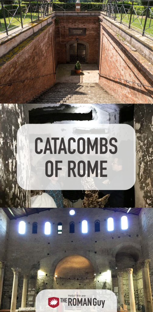 Discover all of the BEST Catacombs of Rome and all the history and myths surrounding The Eternal City's Underground levels! The Roman Guy Italy Tours