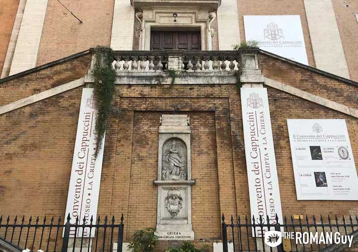 rome catacombs tour