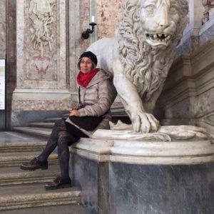 locals in Italy cetti puglia in the south of Italy