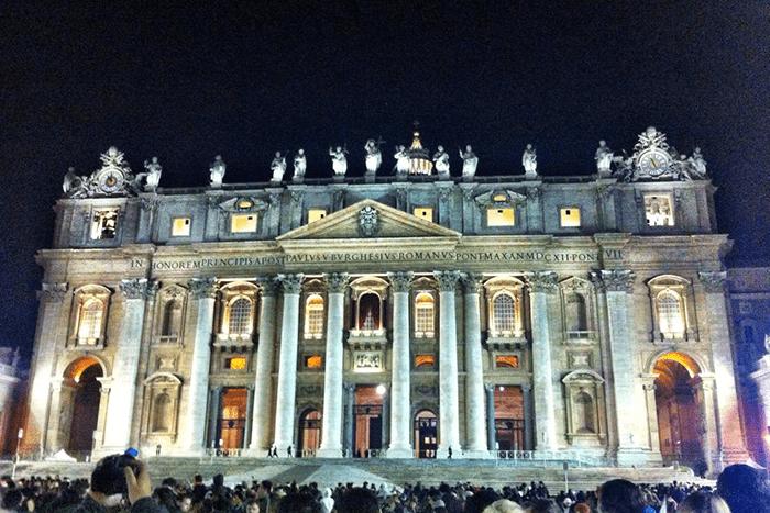 Vatican Christmas Mass