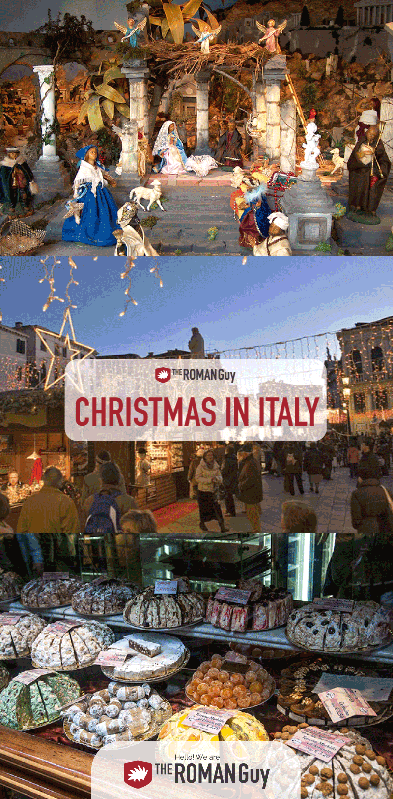 How to spend Christmas in Italy - Things to do, places to go, christmas markets, Christmas Mass at the Vatican, Christmas in Rome | The Roman Guy Italy Tours