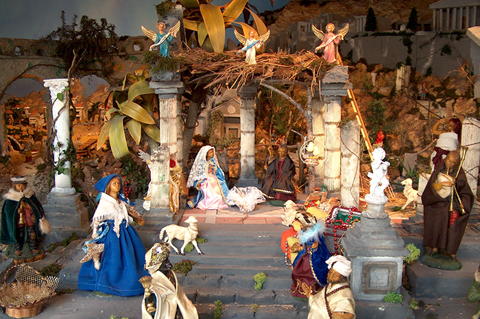 Nativity scenes - Christmas in Italy