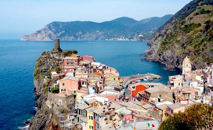 Cinque de Terre is a hidden gem in Italy