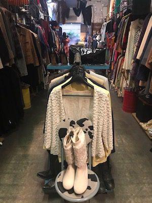 best vintage stores in rome cinzia vestiti usati