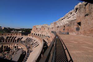 colosseum fourth level