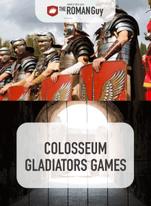 How much do you really know about how gladiator fights worked? In this guide, find out what really went on during Colosseum gladiator fights and more information about this brutal ancient Roman ritual. The Roan Guy Italy Tours