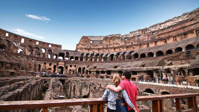 Date Colosseum Underground Best Dungeons Tour Rome Italy