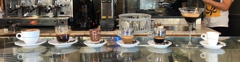 English In Italian: Different Types Of Italian Coffee Drinks