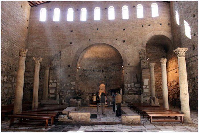 Catacombs of Domatilla