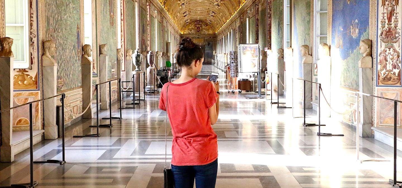 the roman guy vatican museum tour