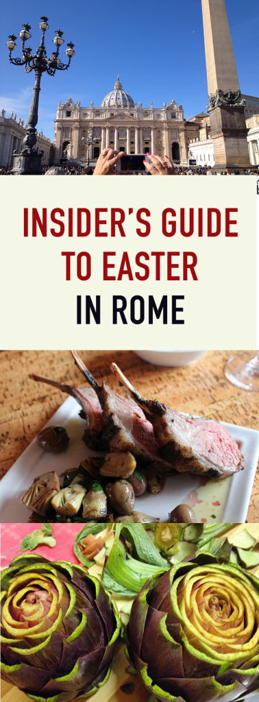 Insider's guide to Easter in Rome