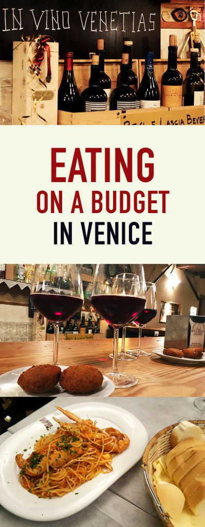 The Ultimate Guide to Eating in Venice on a Budget