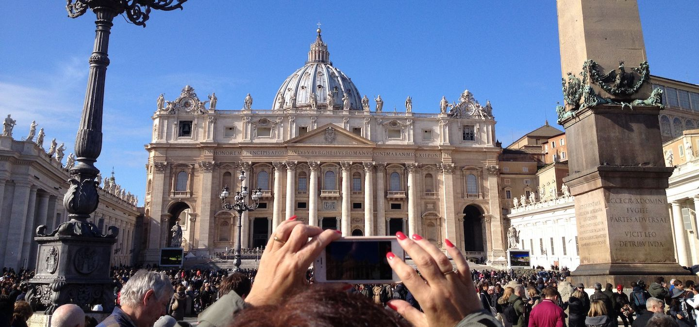 How to Get Easter Mass Tickets in the Vatican City