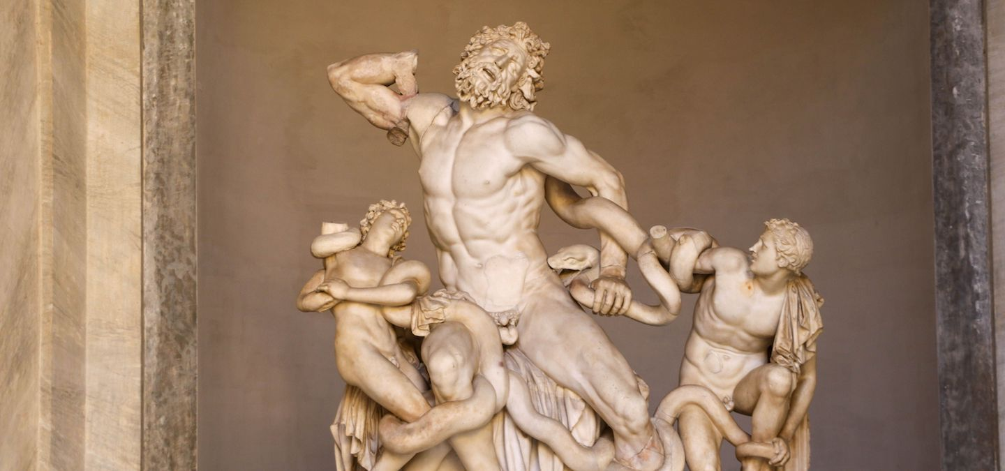 Laocoön and His Sons: Facts, History and His Mysterious Arm