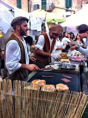 Marino Wine Festival 2017 - porchetta